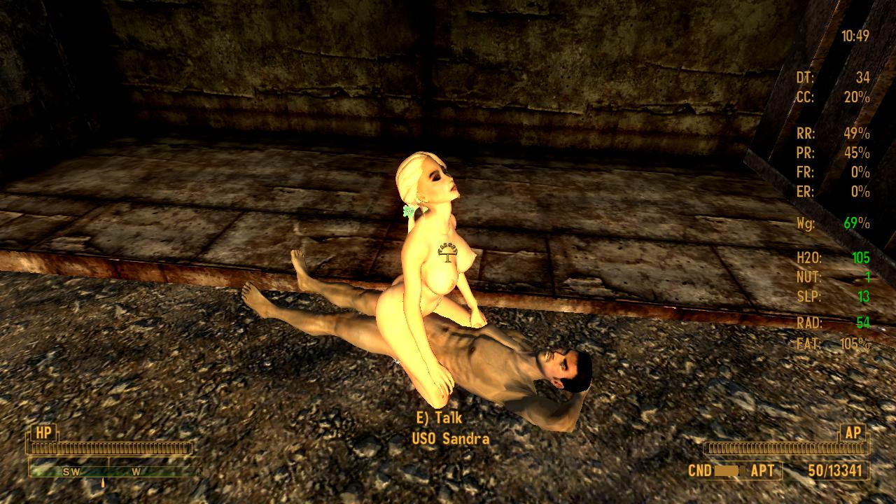 Simply matchless Fallout new vegas sex mod with